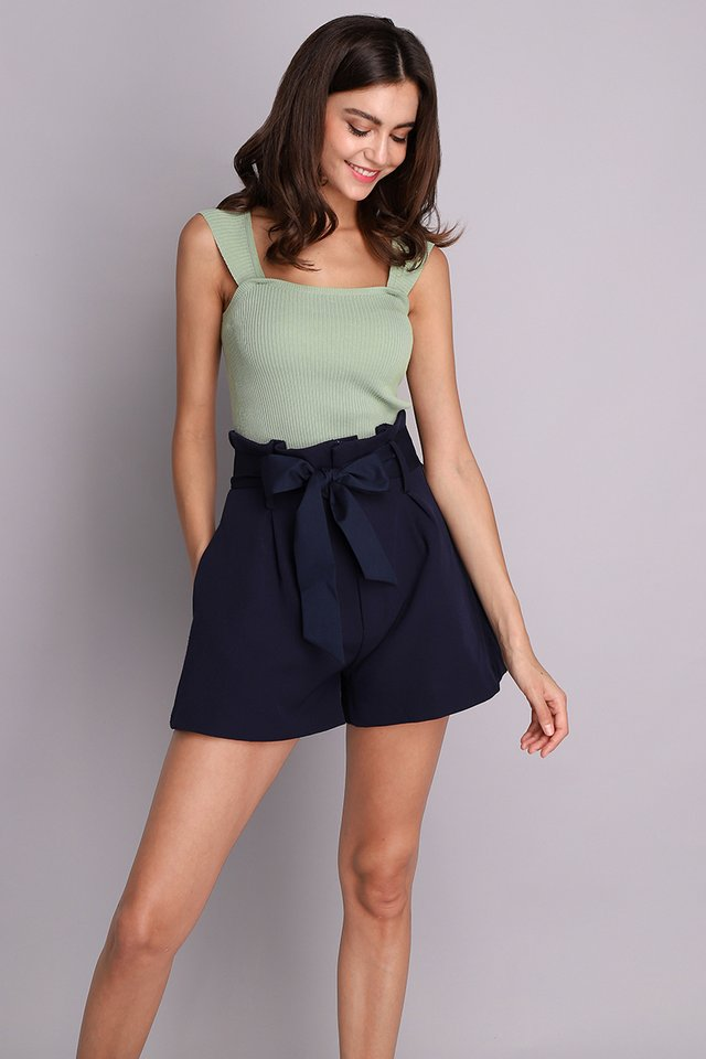 Mia Top In Sage Green
