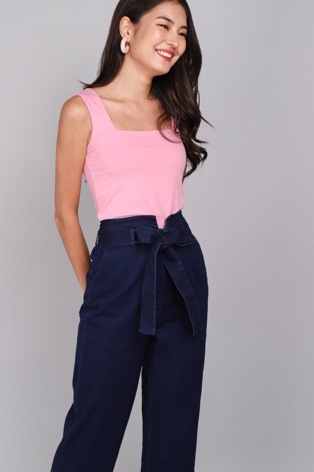 Taylor Top In Candy Pink