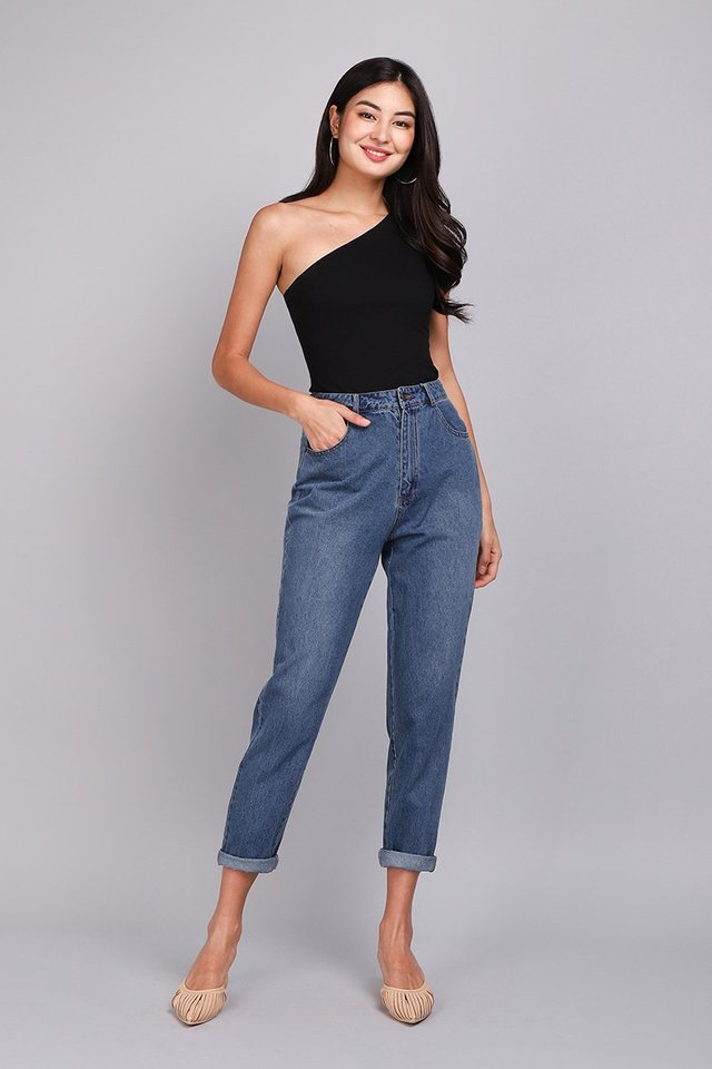 Sydney Jeans In Dark Wash