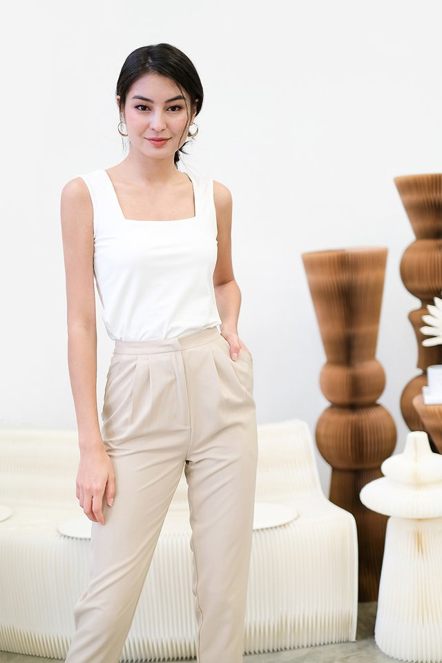 Andre Pants In Oatmeal