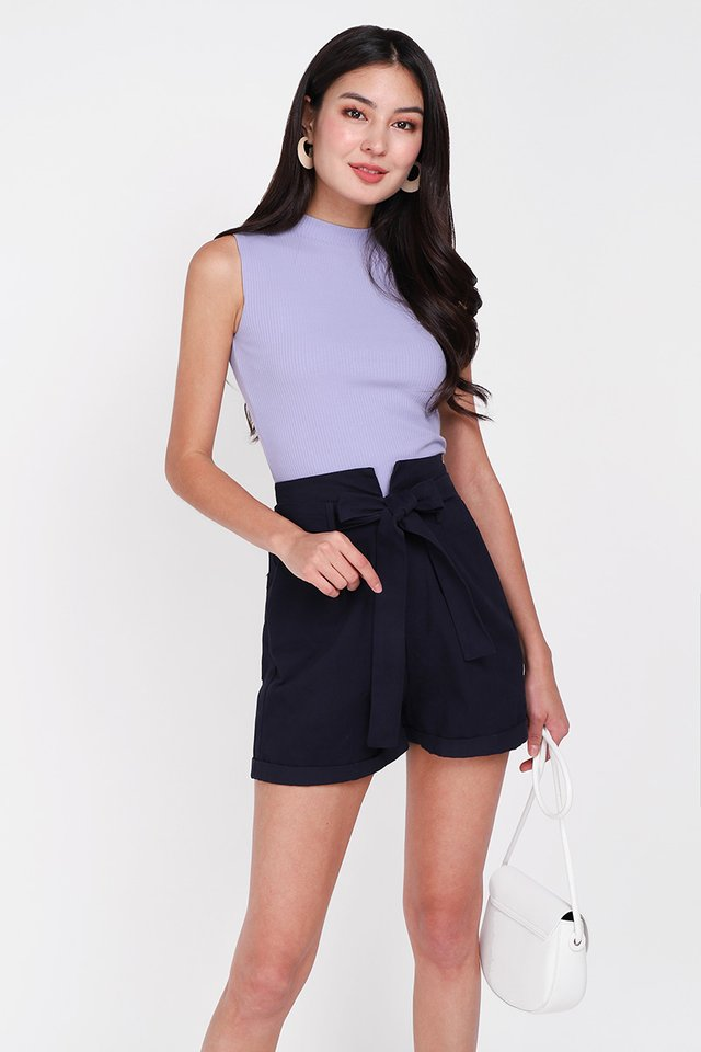 Piper Top In Lavender