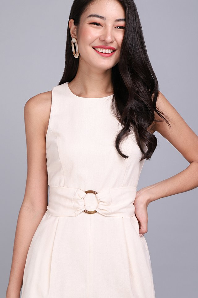 [BO] Cornerstone Romper In Soft Cream