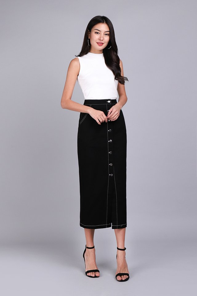 [BO] Alexander Skirt In Classic Black