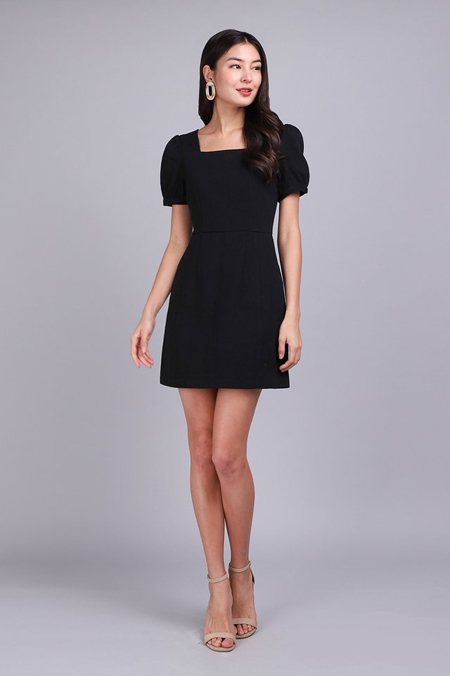 [BO] My One And Only Dress In Classic Black
