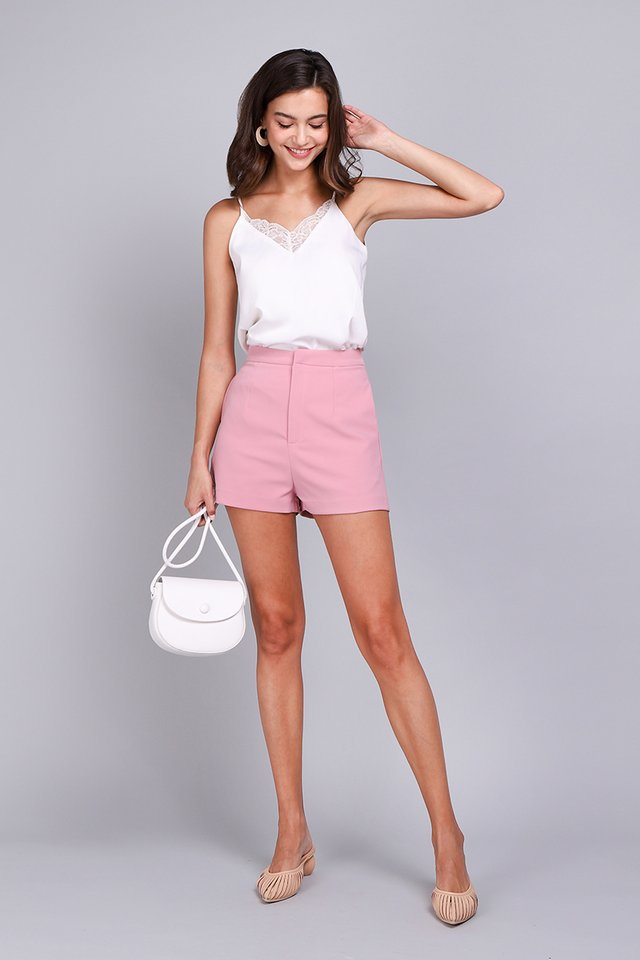 Jude Shorts In Candy Pink